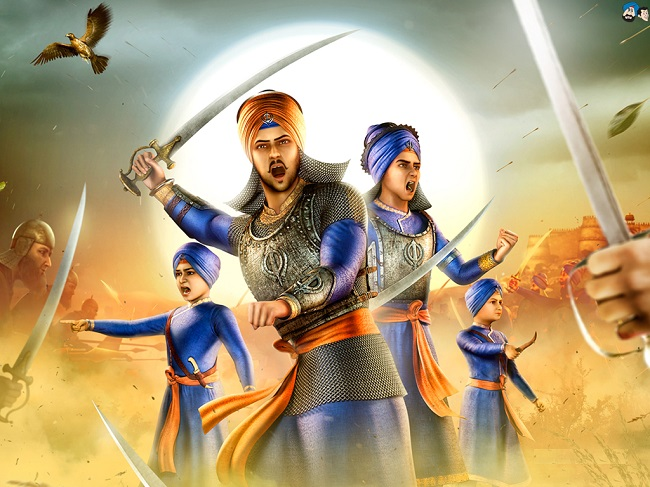 """20 Unknown Facts about the movie """"Chaar Sahibzaade"""""""