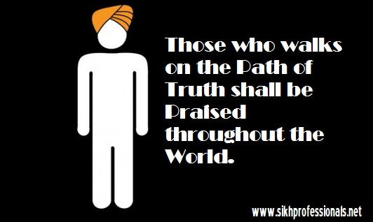truth path (www.sikhprofessionals.net)