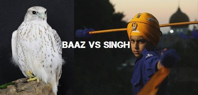 Why Guru Gobind Singh Ji keeps Baaz and created Singh (Khalsa)?