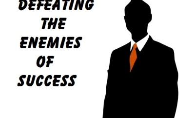 defeating the enemy of success