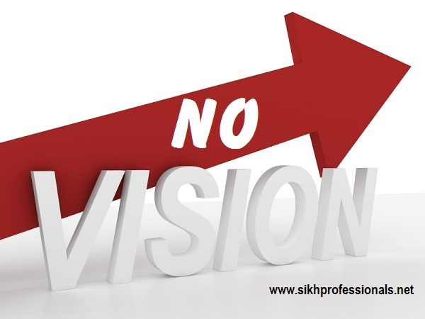 no vision- sikhprofessionals.net
