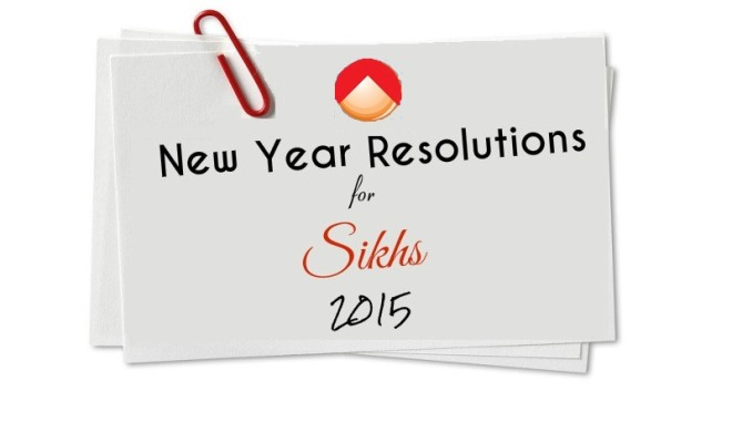 new year resolutions for sikhs
