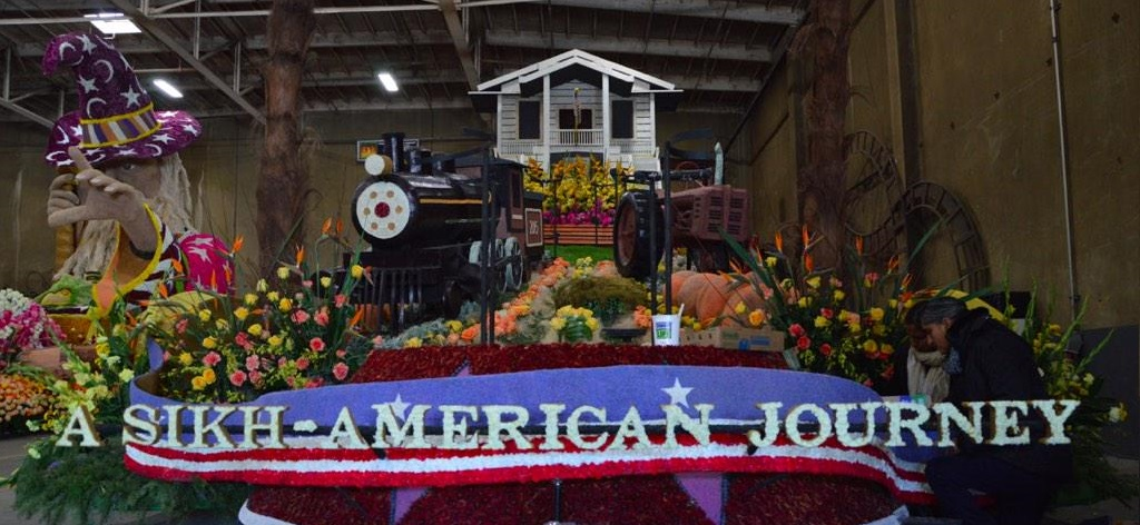 California Rose Parade 2015 features First Ever Sikh Float