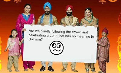 why lohri is celebrated and significance of lohri for sikhs