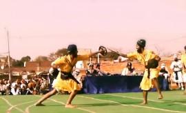 Hola Mohalla mock fight gatka(www.sikhprofessionals.net)