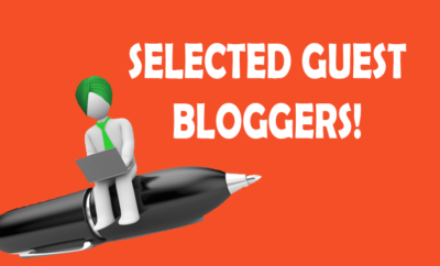 write for sikh professionals, selected list of worldwide blogger